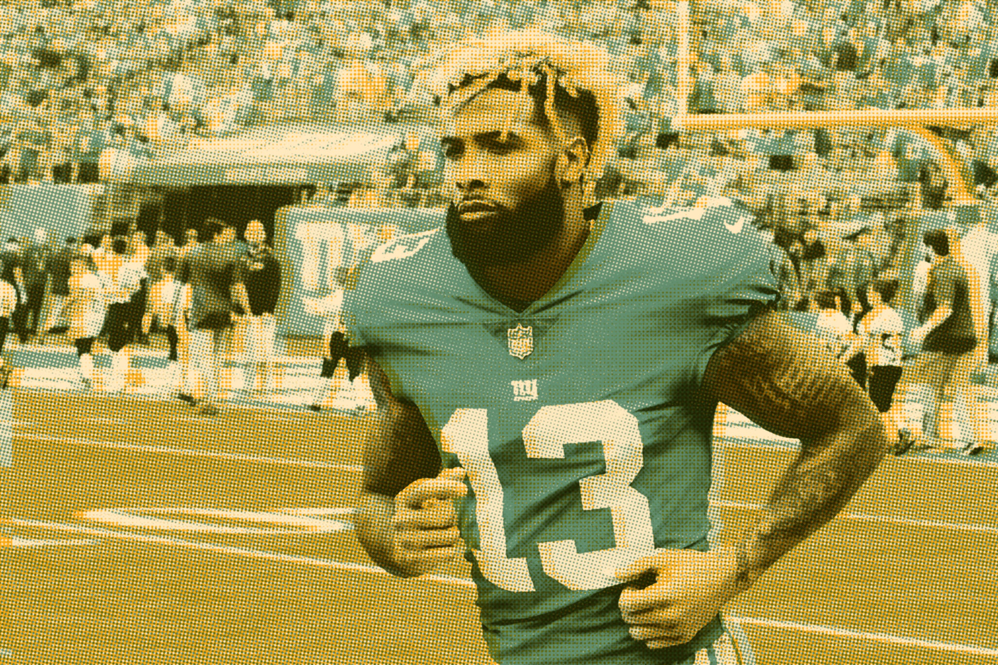 The exile of Odell Beckham Jr. and how the New York Giants lost their way